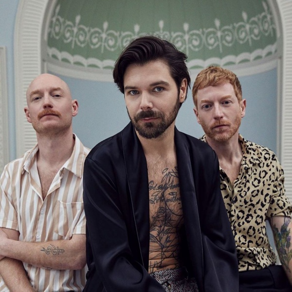 Biffy Clyro, ecco il video per 'Space'