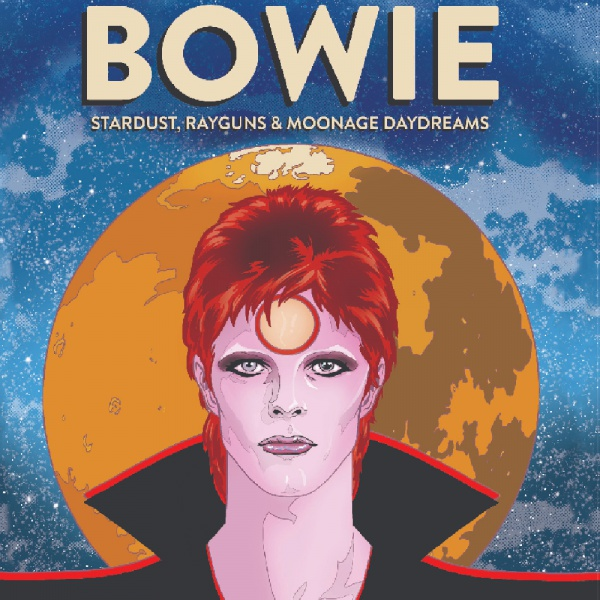 Bowie, in arrivo una graphic novel