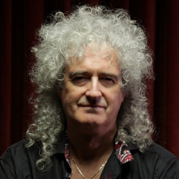 Brian May, nuovo singolo solista in collaborazione con la NASA