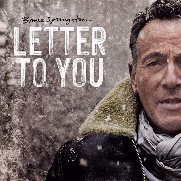 Bruce Springsteen, il ritorno con 'Letter To You'