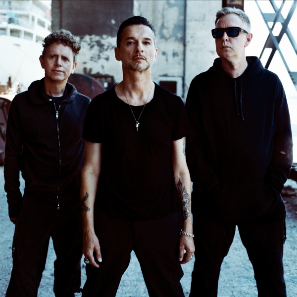 "Depeche Mode, arriva il cofanetto  ""SPiRiTS in the Forest"""