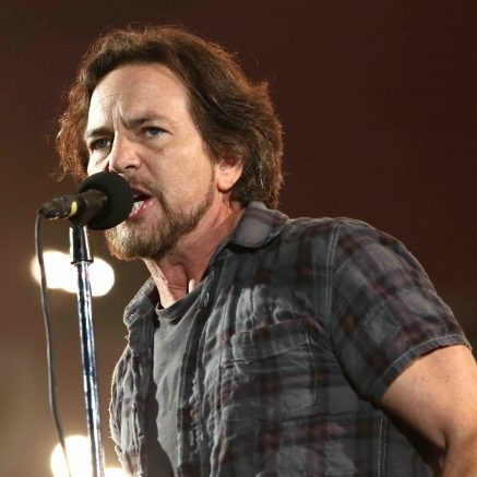 Eddie  Vedder headliner a Firenze Rocks