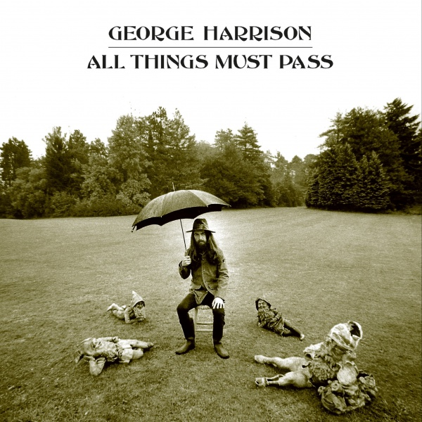 George Harrison, ascolta il nuovo mix di 'All Things Must Pass'