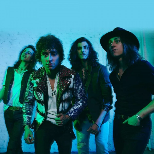 "Greta Van Fleet, ascolta l'inedito ""Always There"""