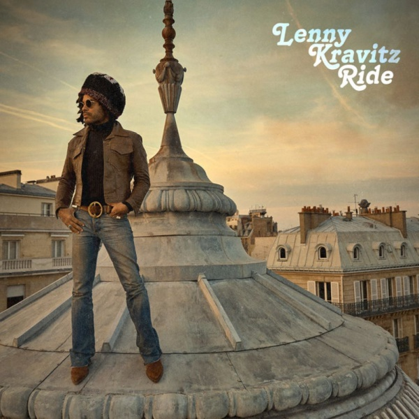 Lenny Kravitz, guarda il video per 'Ride'