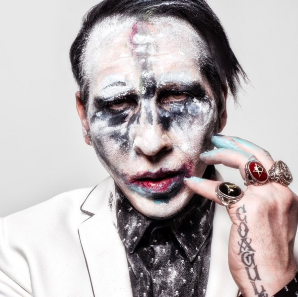 Marilyn Manson in una Serie TV tratta da un libro di Stephen King