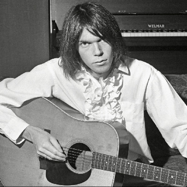 Neil Young, in arrivo la ristampa di After The Gold Rush