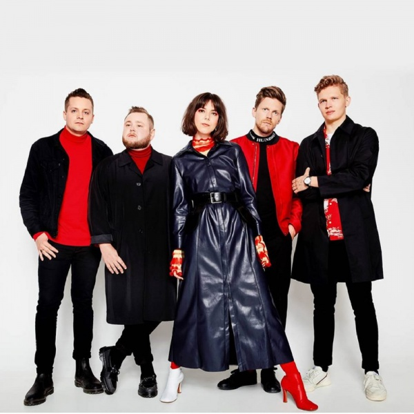 Of Monsters And Men, un live in Italia