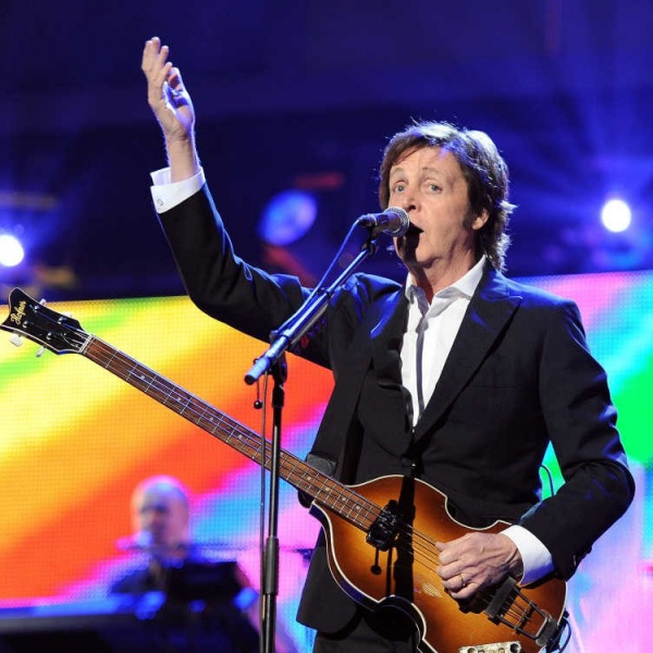 Paul McCartney, Rupert And The Frog Song in 4k