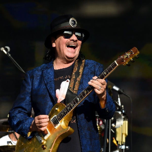 Santana, in arrivo un premio dalla Jazz Foundation of America
