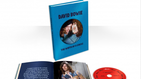 David Bowie, arriva il nuovo box 'The Width Of A Circle'