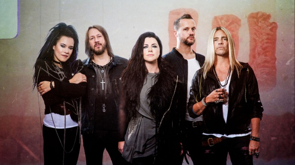 """Evanescence, in arrivo la serie a fumetti """"Echoes From The Void"""""""