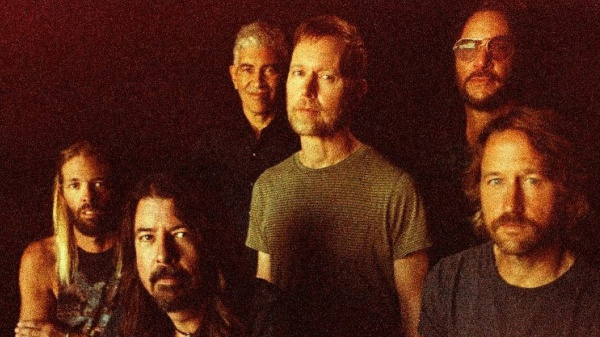 I Foo Fighters nella Rock & Roll Hall Of Fame