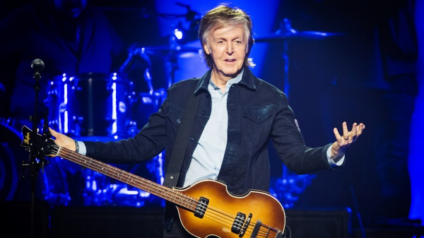 McCartney, spunta l'idea di un documentario