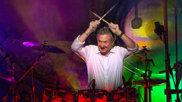 Nick Mason's Saucerful of Secrets: pronto il DVD Live at the Roundhouse