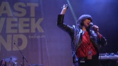 """Heads Will Roll"" feat. Karen O, Nick Zinner, and Dave Grohl 