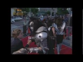 KISS Inducted Into HollyWood Walk Of Fame