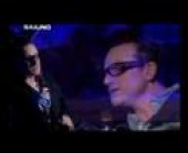 U2 - The Ground Beneath Her Feet @ sanremo 2000