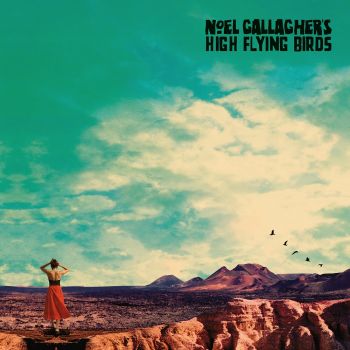 "01. Noel Gallagher's High Flying Birds - ""Who Built The Moon?"""