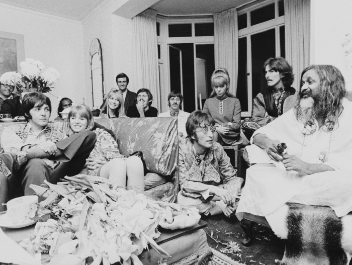 Beatles In India