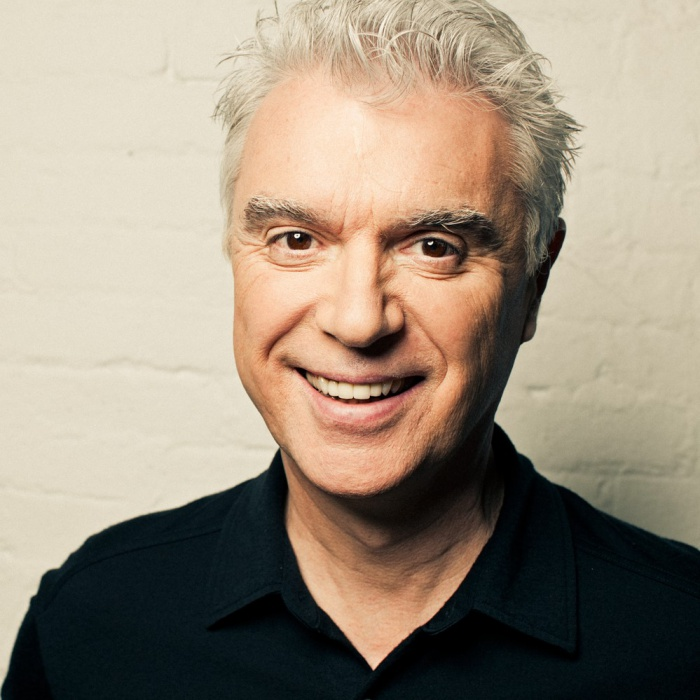 David Byrne (talking heads)