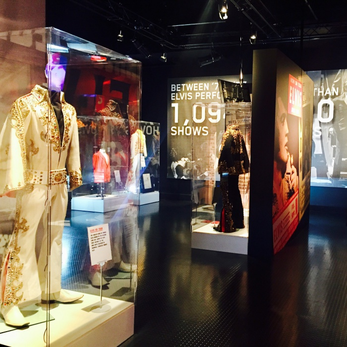 Elvis on Tour Exhibition
