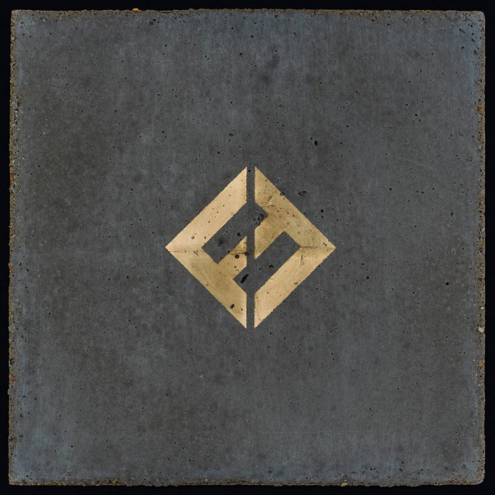 "01. Foo Fighters - ""Concrete and Gold"""