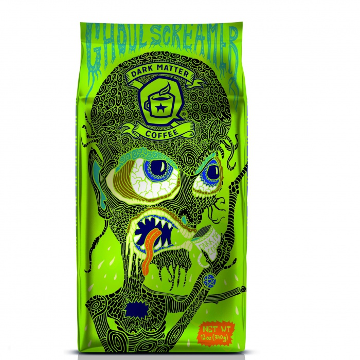 Ghoul Screamer coffee (Kirk Hammett, Metallica)