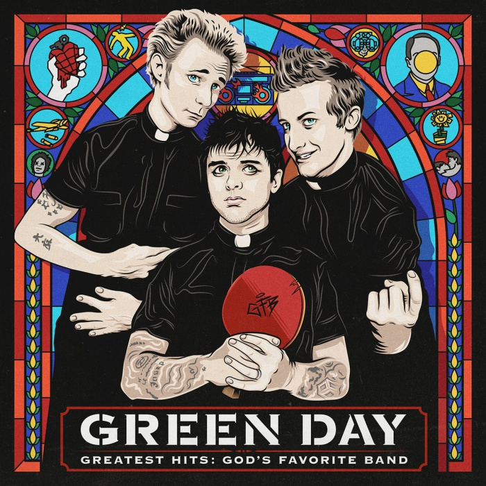 "Green Day - ""Greatest Hits: God's Favorite Band"""