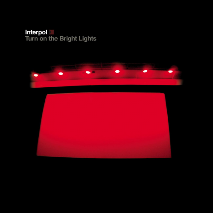 Interpol - 'Turn On the Bright Lights'
