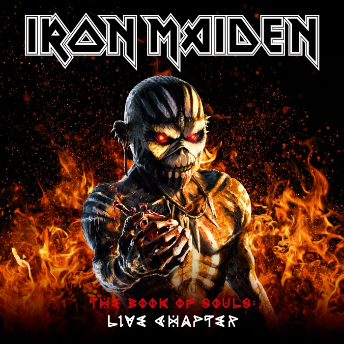 "Iron Maiden - ""The Book Of Souls: Live Chapter"""
