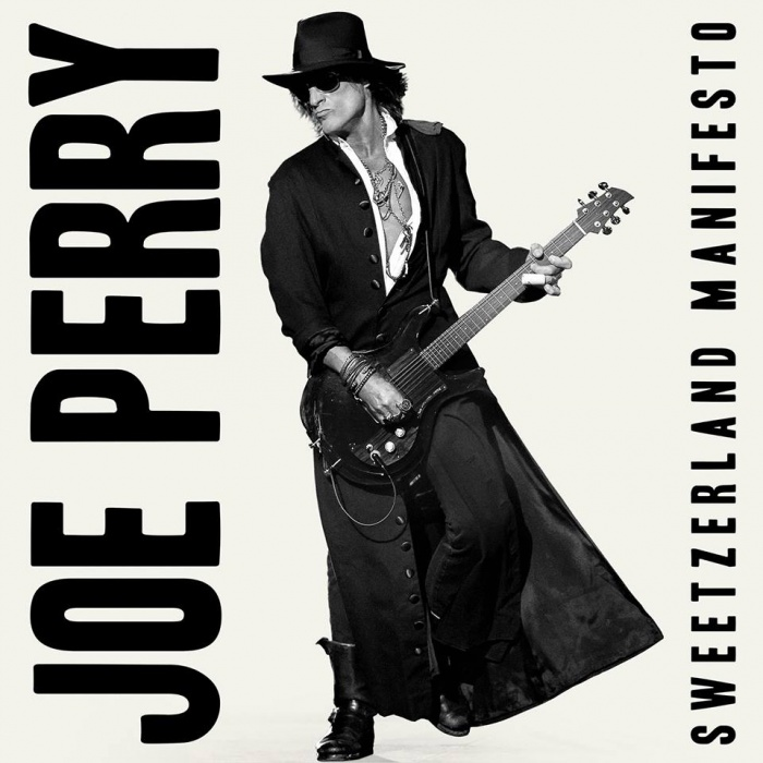 "Joe Perry - ""Switzerland Manifesto"""