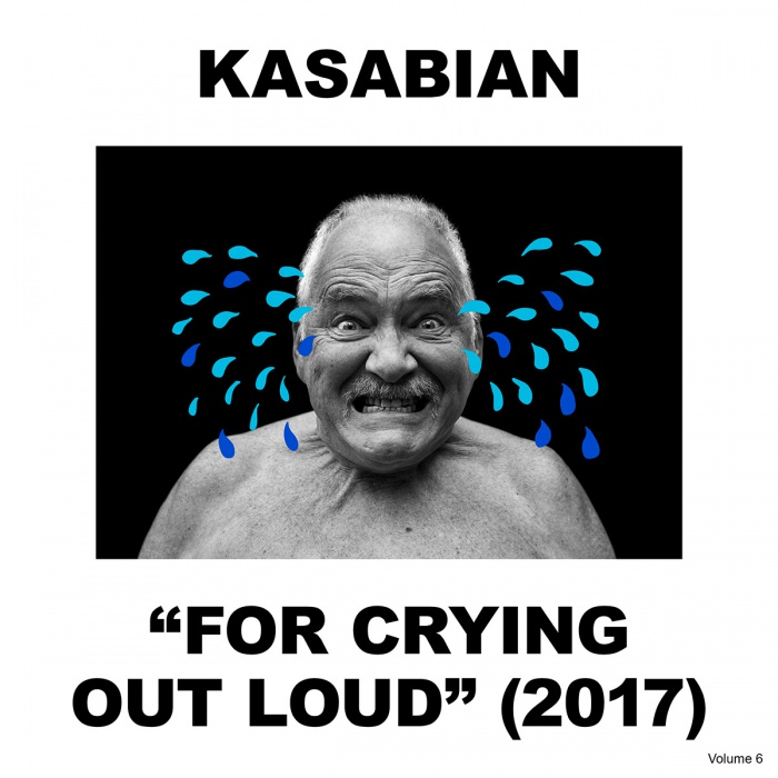"Kasabian - ""For Crying Out Loud"""