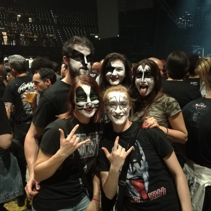 KISS LIVE IN ITALY 2017