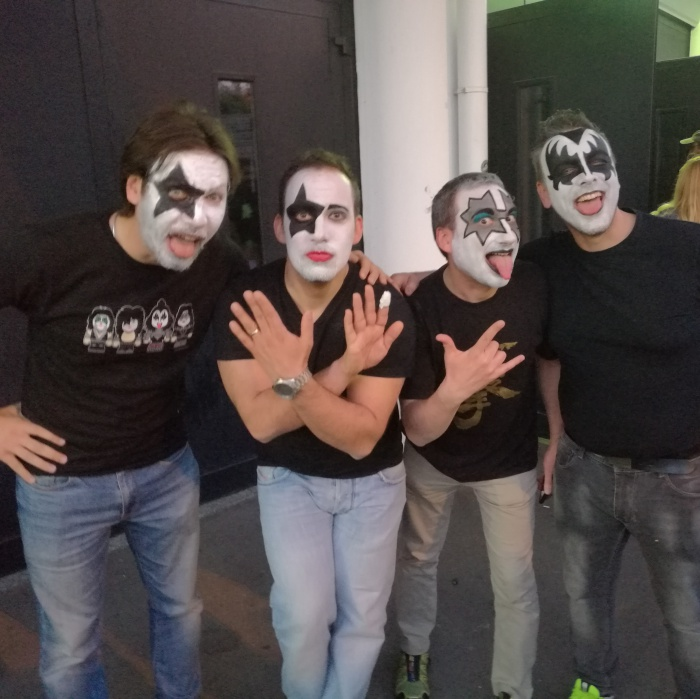 Kiss Live In Italy