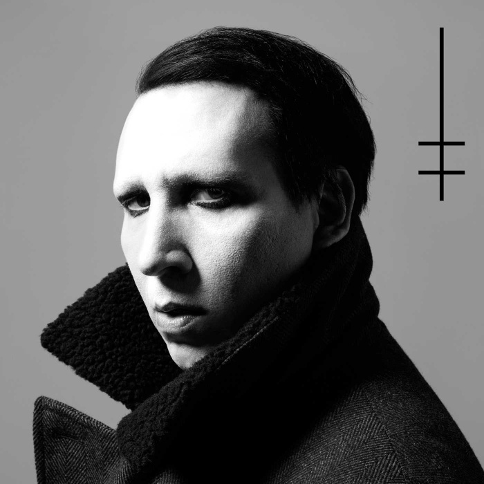 "01. Marilyn Manson - ""Heaven Upside Down"""