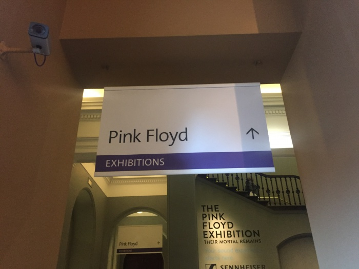 Pink Floyd Exhibition 1