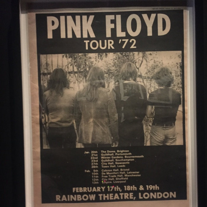 Pink Floyd exhibition 5
