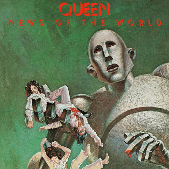 "Queen - ""News Of The World"""