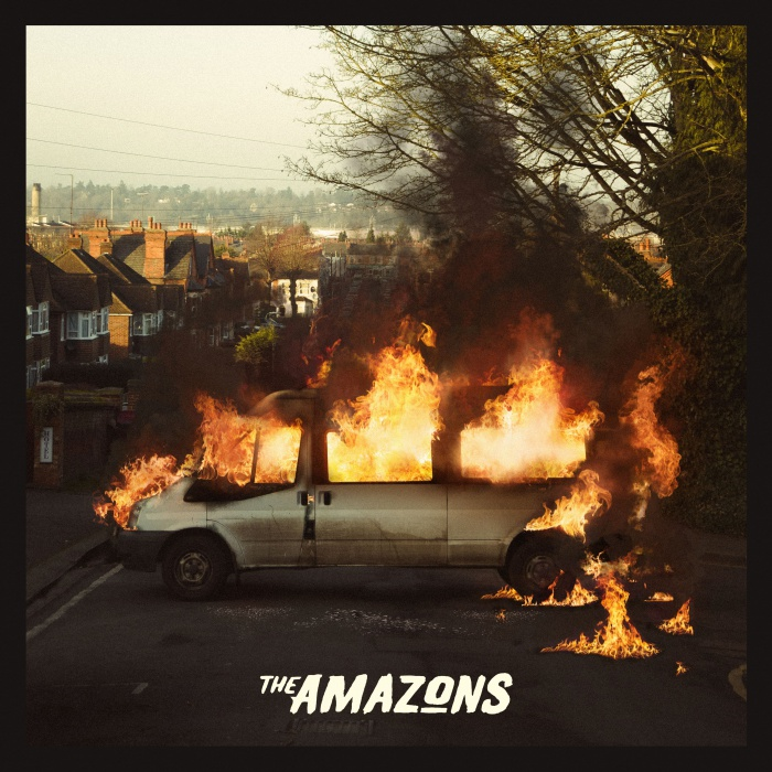 """04. The Amazons - """"The Amazons"""""""