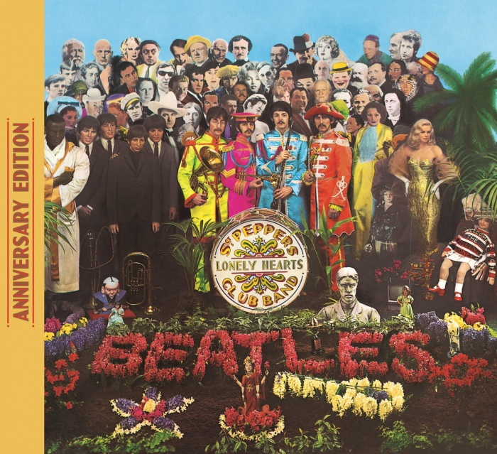 The Beatles - Sgt.Peppers Lonely Hearts Club Band (anniversary edition)