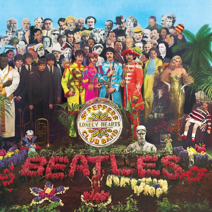 "The Beatles - ""Sgt.Peppers Lonely Hearts Club Band"""
