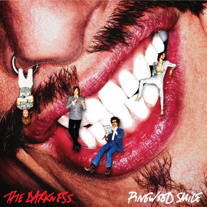 "03. The Darkness - ""Pinewood Smile"""