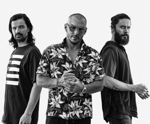 'Dangerous Night' il nuovo singolo dei 30 Seconds to Mars