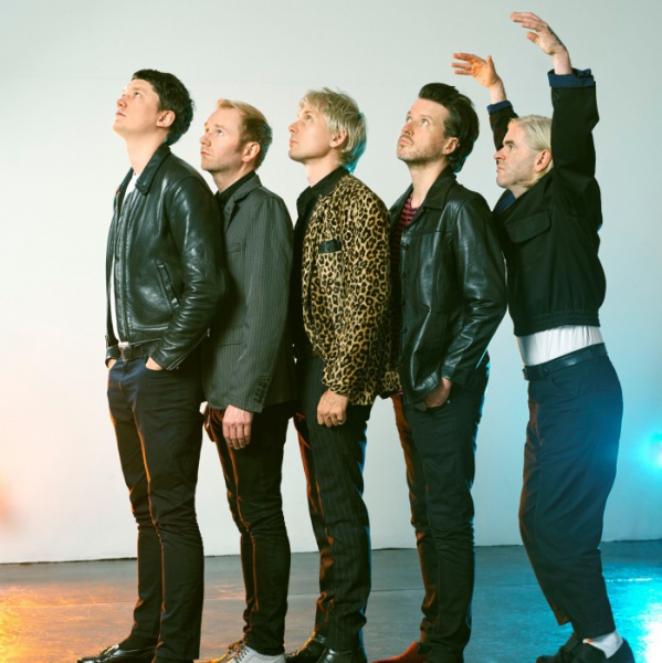 'Feel The Love Go' è il nuovo singolo dei Franz Ferdinand