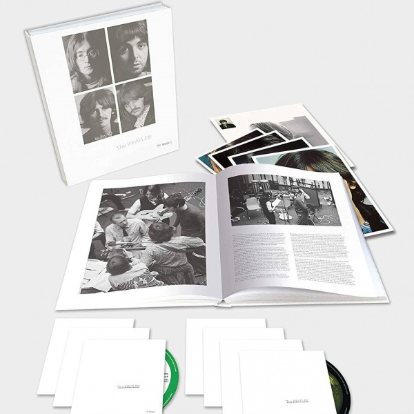 "The Beatles, a novembre edizione deluxe del ""White Album"""