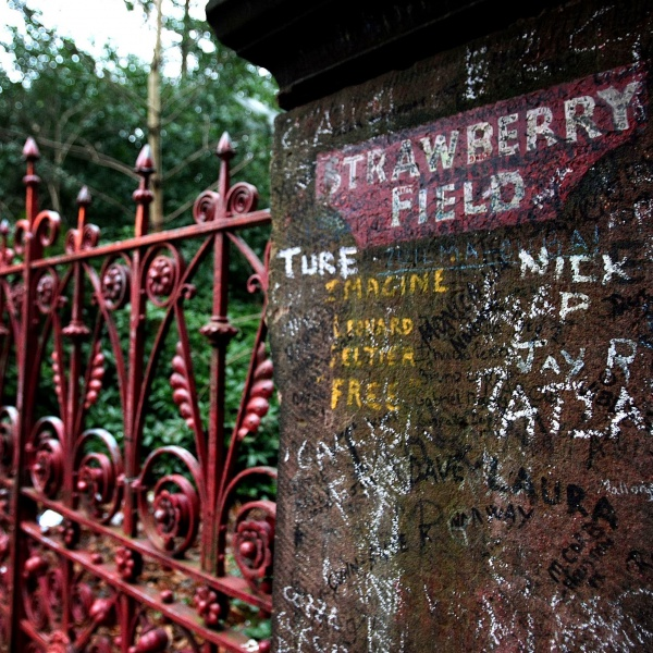 Apertura al pubblico per Strawberry Fields