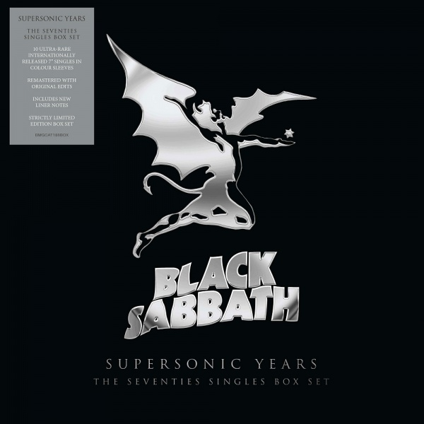 Box set in vinile per i Black Sabbath