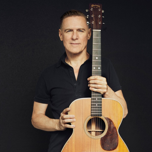 Bryan Adams, due date in Italia