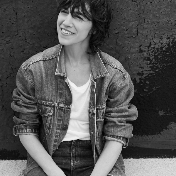 Charlotte Gainsbourg in Italia